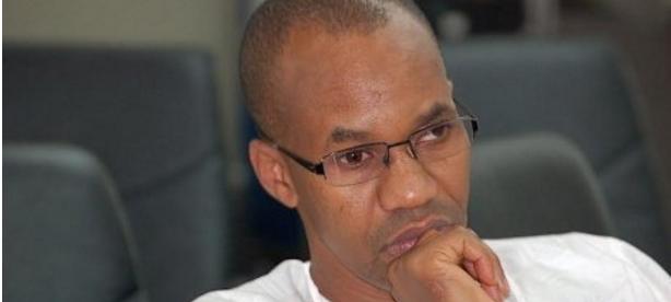 Dakar  bruit de la télé numérique de... Mamoudou Ibra Kane