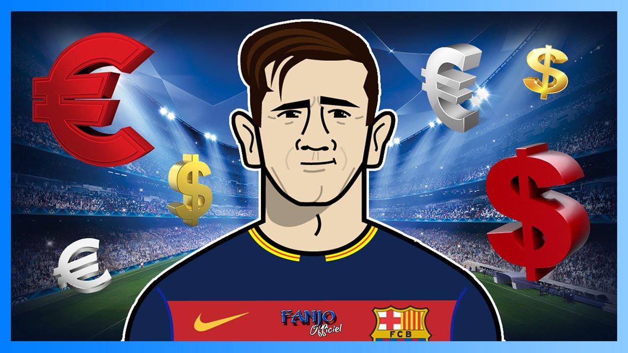 Les 5 footballeurs les mieux payés au monde
