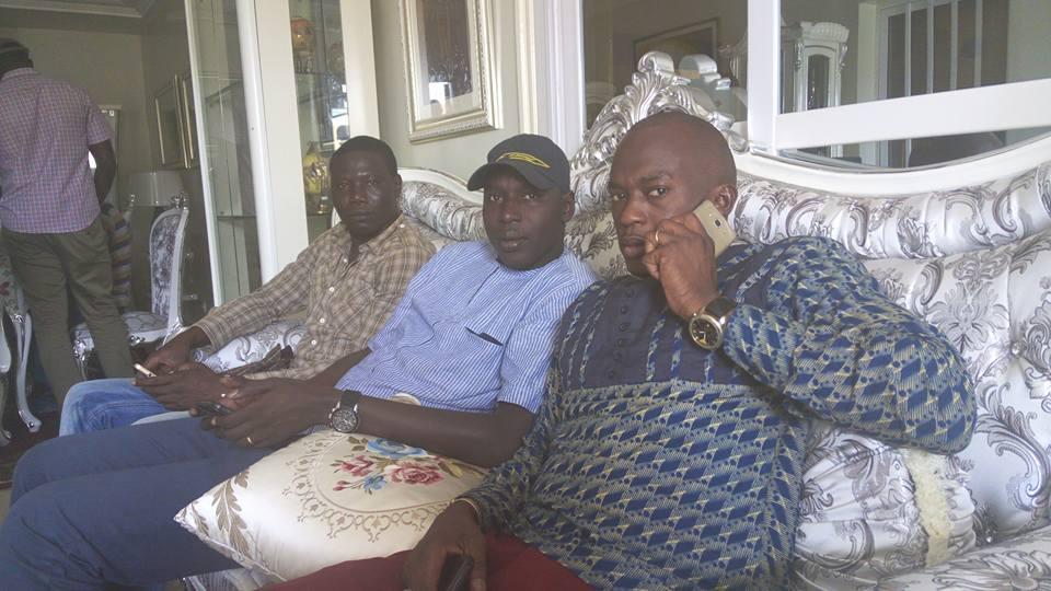 Quelques images du séjour du ministre Mambaye Niang à Matam