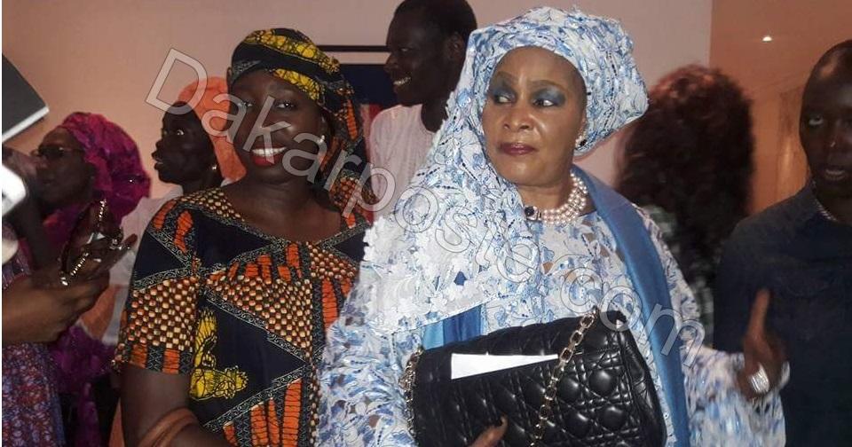 """""""Je suis une femme d'Etat, une femme d'Etat ne doit pas defier un Etat,mais l'Etat aussi doit savoir raison garder"""" dixit Mme Aida Ndiongue."""