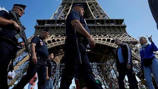 Le tourisme chute en France
