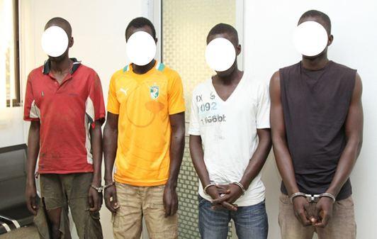 Le fiston d'un richissime dignitaire dérobe 27 millions F Cfa à son pater : une dizaine de mineurs placés en garde à vue