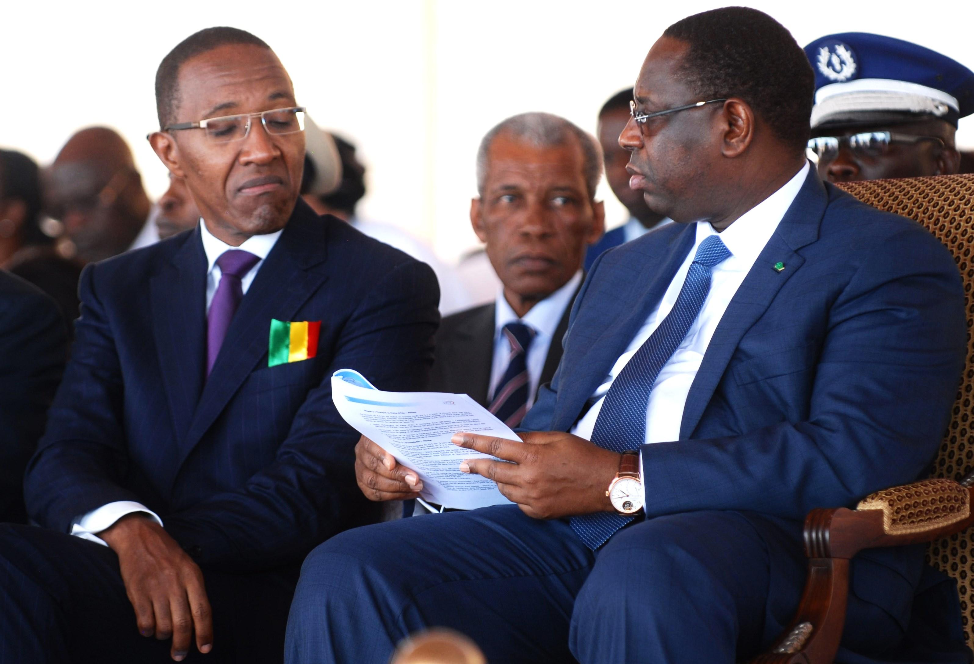 Macky traque Abdoul Mbaye, Malick Gackou,  Ousmane Sonko, Nafi Ngom Keïta, Khalifa Sall,Pape Diop...