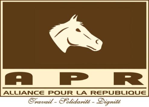 Communique de presse: L e Secrétariat Exécutif National (SEN) de l'Alliance Pour la République s'est réuni en séance ordinaire,  ce jeudi  25 Août 2016.
