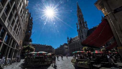 Vague de chaleur historique en Belgique