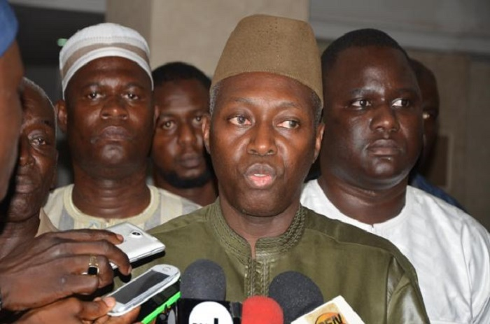 Accord constitutif de la Plateforme Front pour la Défense du Sénégal / Mànkoo Wattu Senegaal