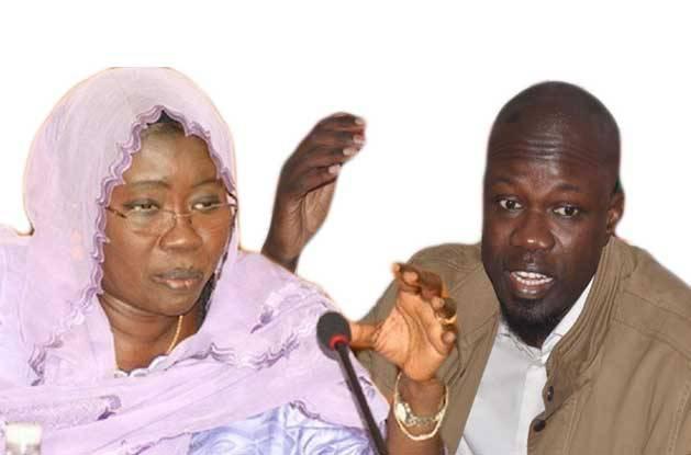 Les raisons de l'étrange silence d'Ousmane Sonko et Nafy Ngom Keita depuis quelques jours…