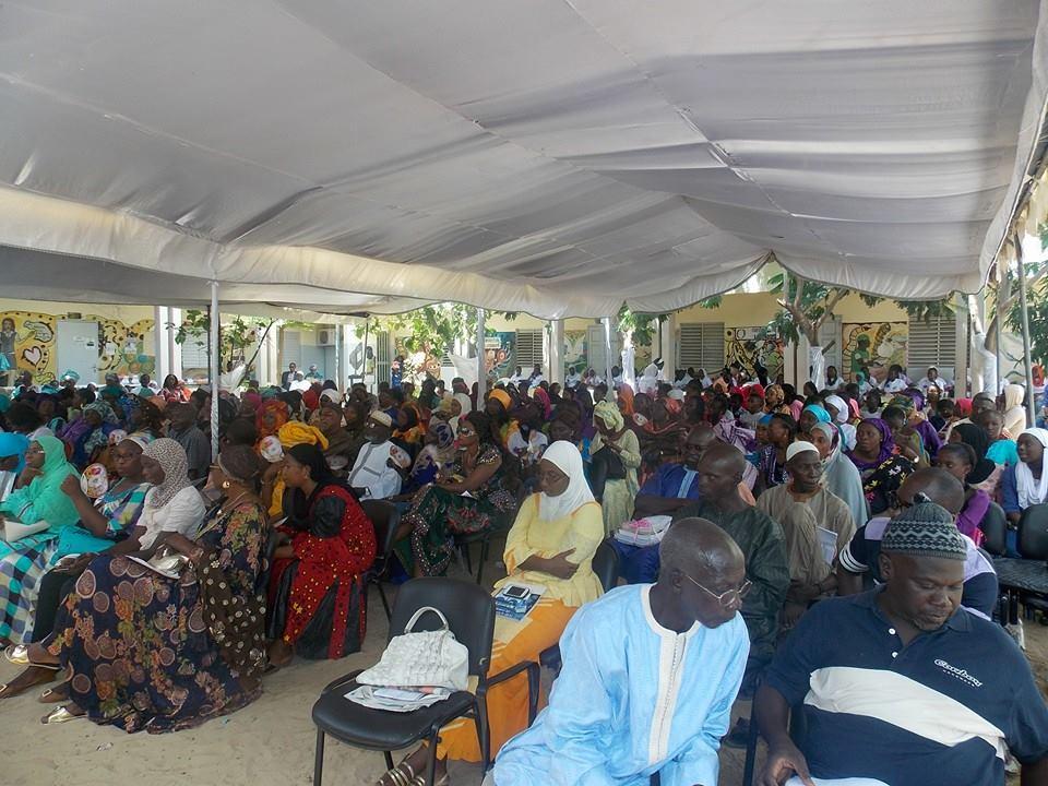 Des images de la Coalition And Taxawu Dakar
