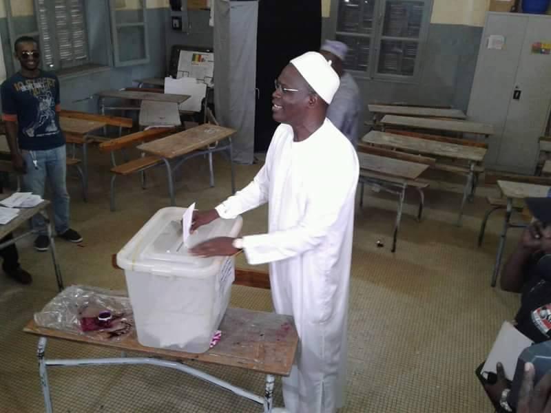 DERNIÈRE MINUTE: And Taxawu Dakar a remporté tous les bureaux de vote