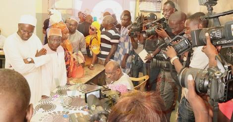 Khalifa Sall : «Ce que nous avons enduré durant cette élection...»