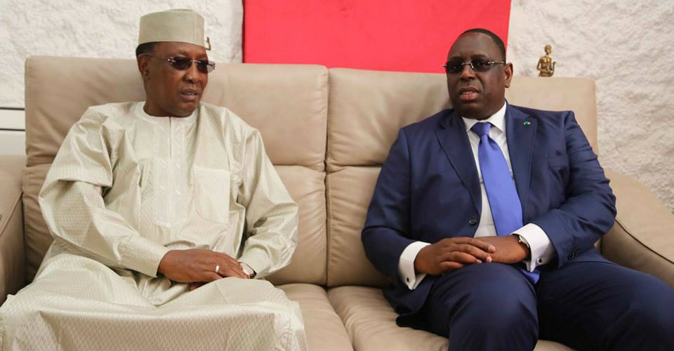 La vérité sur la médiation à Libreville: Macky, Déby et Issoufou en route pour le Gabon