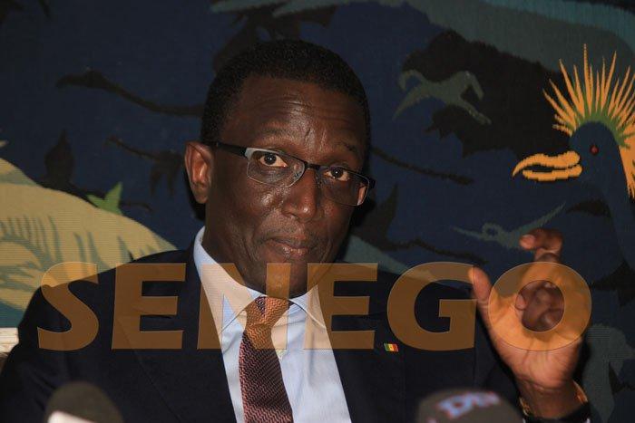 """Amadou Ba: """"On ne peut pas être fonctionnaire et passer son temps à s'attaquer à la première institution du pays"""""""