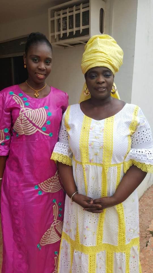 Ce que l'on sait des liens entre l'ex Directrice du F.P. E. Ndèye Khady  et  sa soeur Seynabou Fall