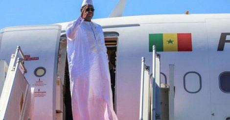 Comme annoncé par dakarposte, le Pr Macky Sall a quitté Dakar pour...