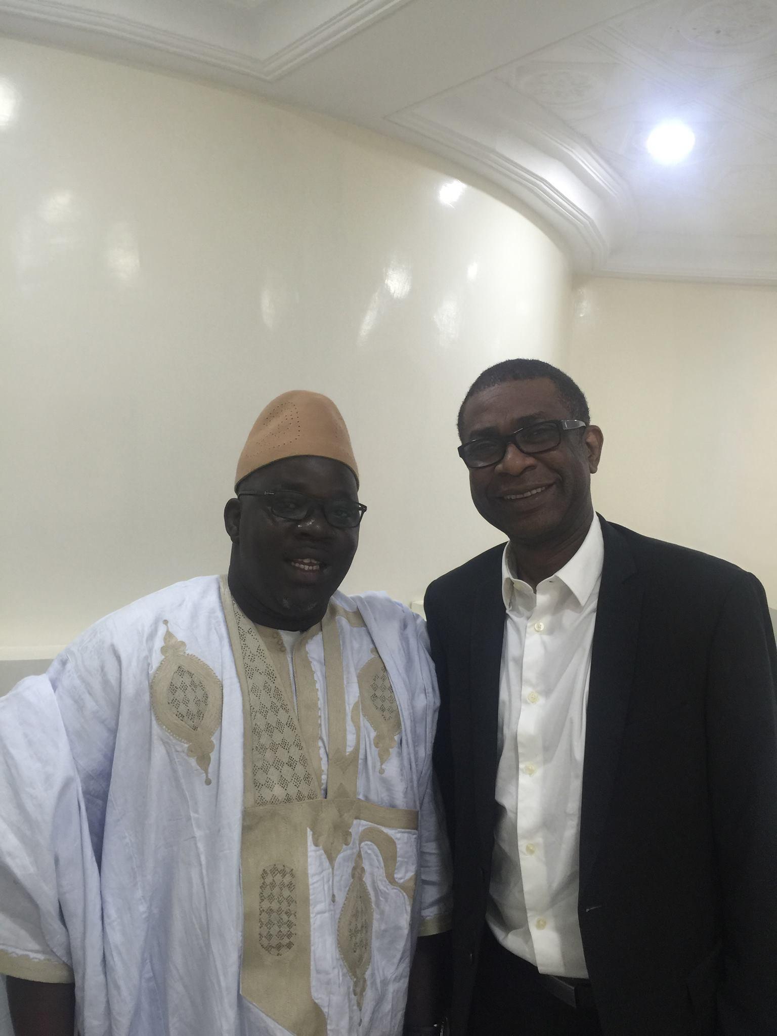 """Le """"riti"""" de l'animateur Ndoye Bane: """"Youssou Ndour est un patron exemplaire"""""""