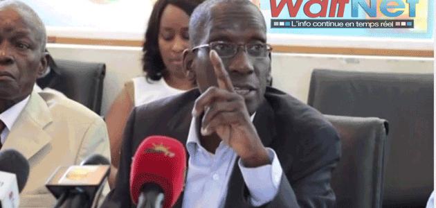Mamadou DIOP Decroix «Nous avons maintenant décidé d'aller au combat»