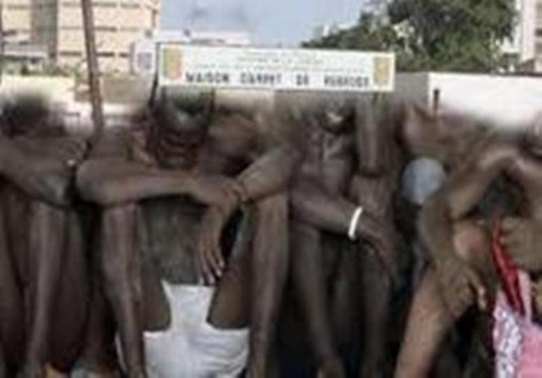 Les grévistes de la faim exigent la présence de Macky Sall à Rebeuss
