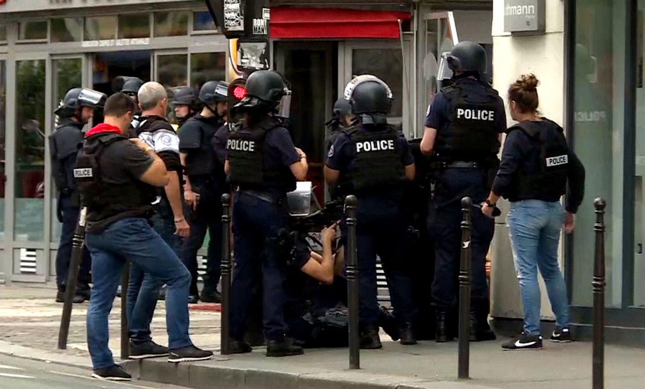 Paris : fausse alerte, vraie panique