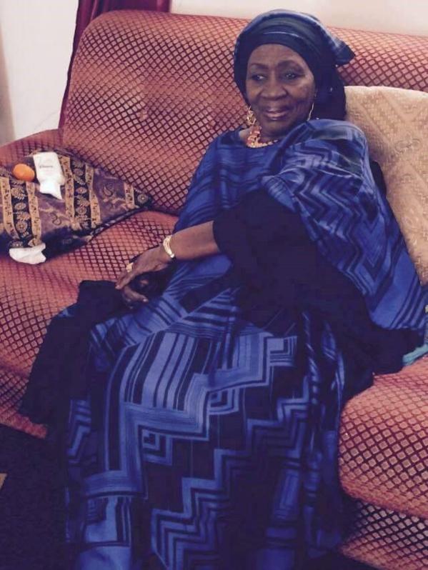 Nécrologie: L'épouse de l'ancien Président du Conseil Mamadou Dia est décédée