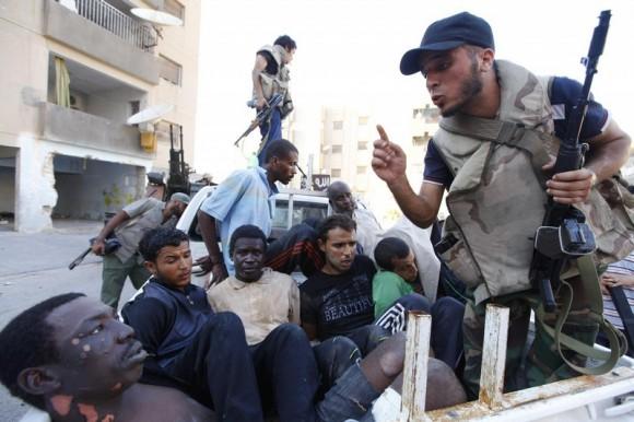Des Sénégalais retenus en...otage en Libye