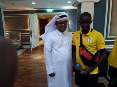 Pr Oumar Ndoye au Qatar : des partenariats en vue pour panser les difficultés sanitaires des couches vulnérables.
