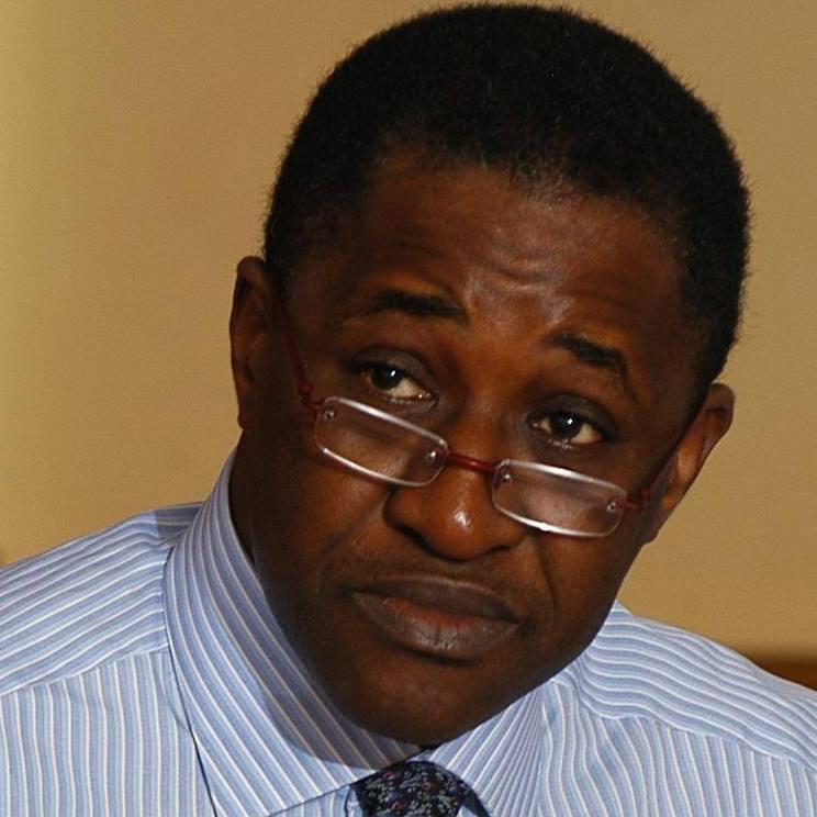 """Adama Gaye: """"Notre peuple se meurt dans la misère (...) Les repères sociaux sont cassés (...)Ce n'est plus possible de rester inertes (...)"""""""