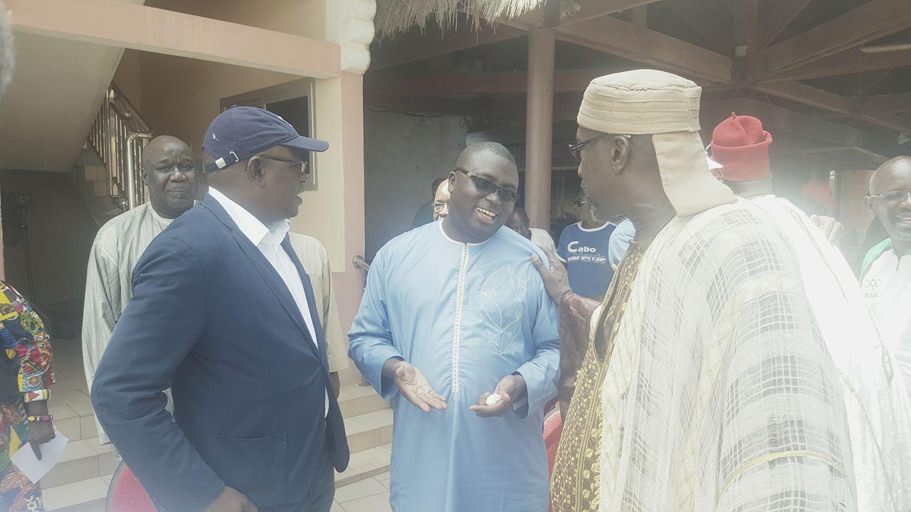Cet échange d'amabilités entre Khalifa Sall, Bamba Fall du Pds et le ministre Matar Bâ de l'APR