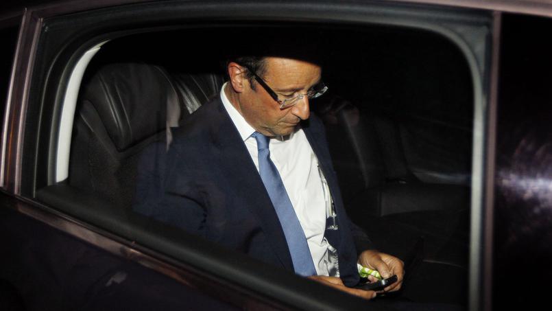 Le Pr Hollande adresse un courrier à Rihanna