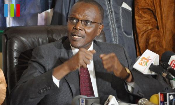 Tanor répond à Babacar Diop : « Ce ne sont pas les pétitions qui réglementent un parti politique »
