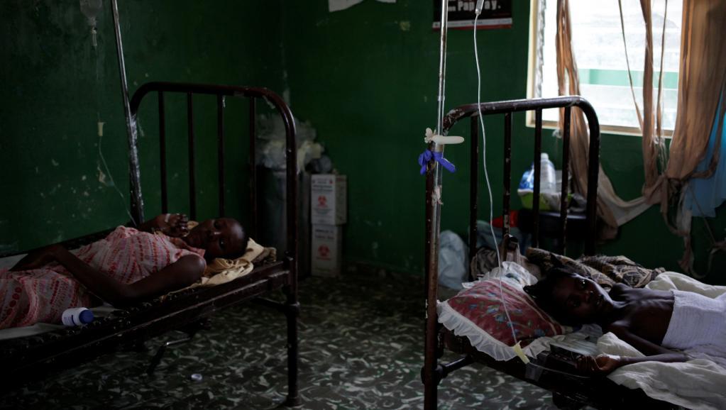 [Reportage] Haïti: à l'hôpital de Dame-Marie, la peur du choléra
