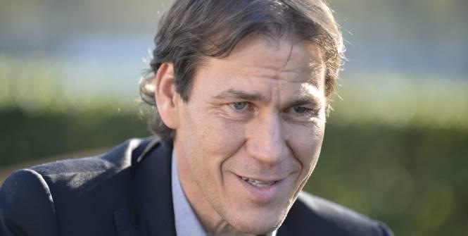 Rudi Garcia, nouvel entraîneur de l'OM