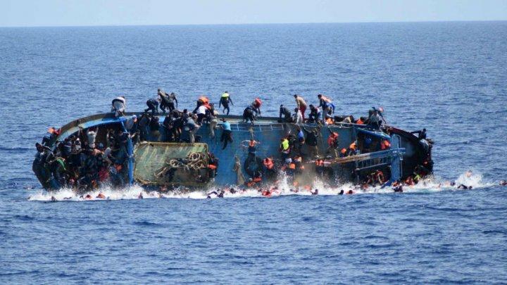 Migrants morts en Méditerranée : le nombre passe à 3 800