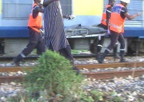 Pikine Guinaw Rails: une personne déficiente tuée par le train