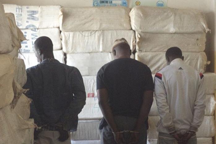 Trafic de drogue : L'imam arrêté après la prière de Souba