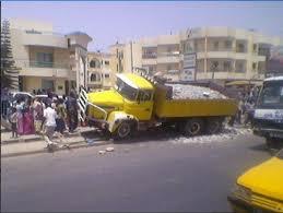 Vdn : Un camion fou fait de gros dégâts