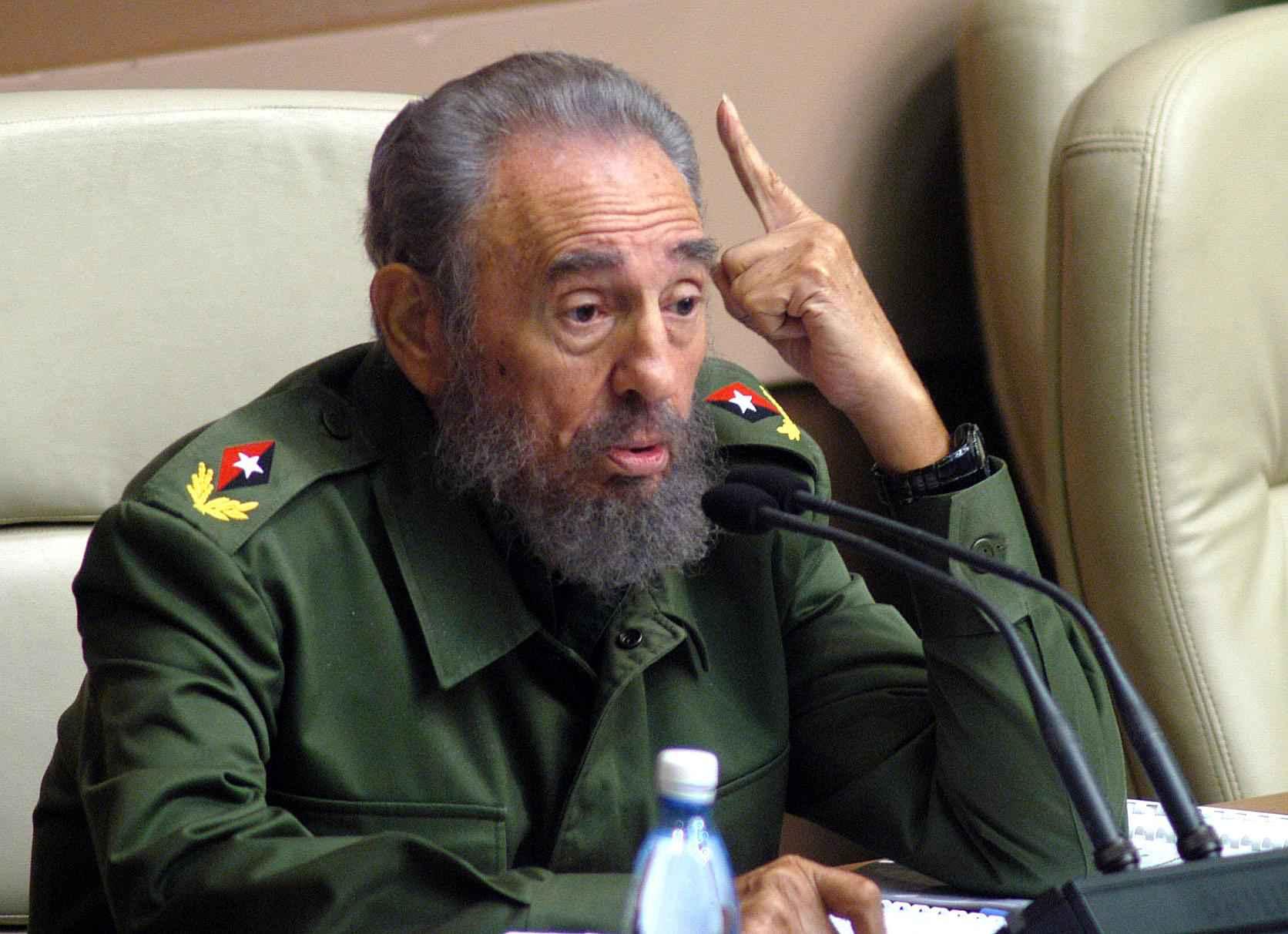 Cuba décrète neuf jours de deuil national après la mort de Fidel Castro