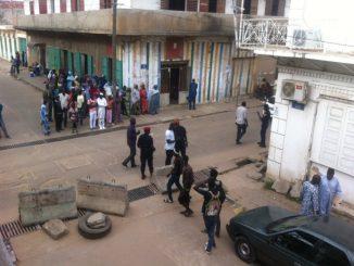 Tentative de cambriolage à Rufisque : Des échanges de coups de feu entre policiers et les malfrats sèment la panique