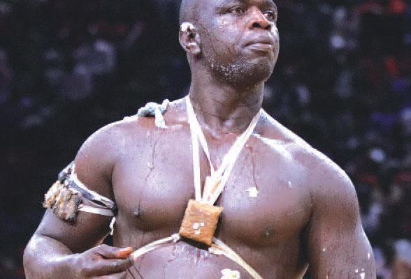Ses 45 ans consommés depuis samedi: Baboye dit bye bye à l'arène!