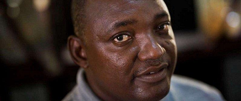 "Adama Barrow, Président de la Gambie : ""Je ferai un mandat de 3 ans"""