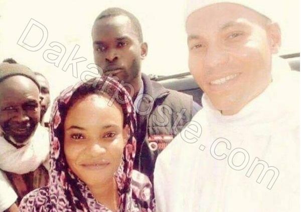 Sokhna Tayratou Mbacké Sidy gèle ses activités chez Karim Wade...Ce que l'on sait du courroux de la petite fille de Serigne Abdou Lahad