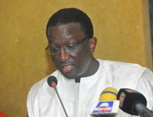 Dette intérieure en progression: les garanties d'Amadou BA