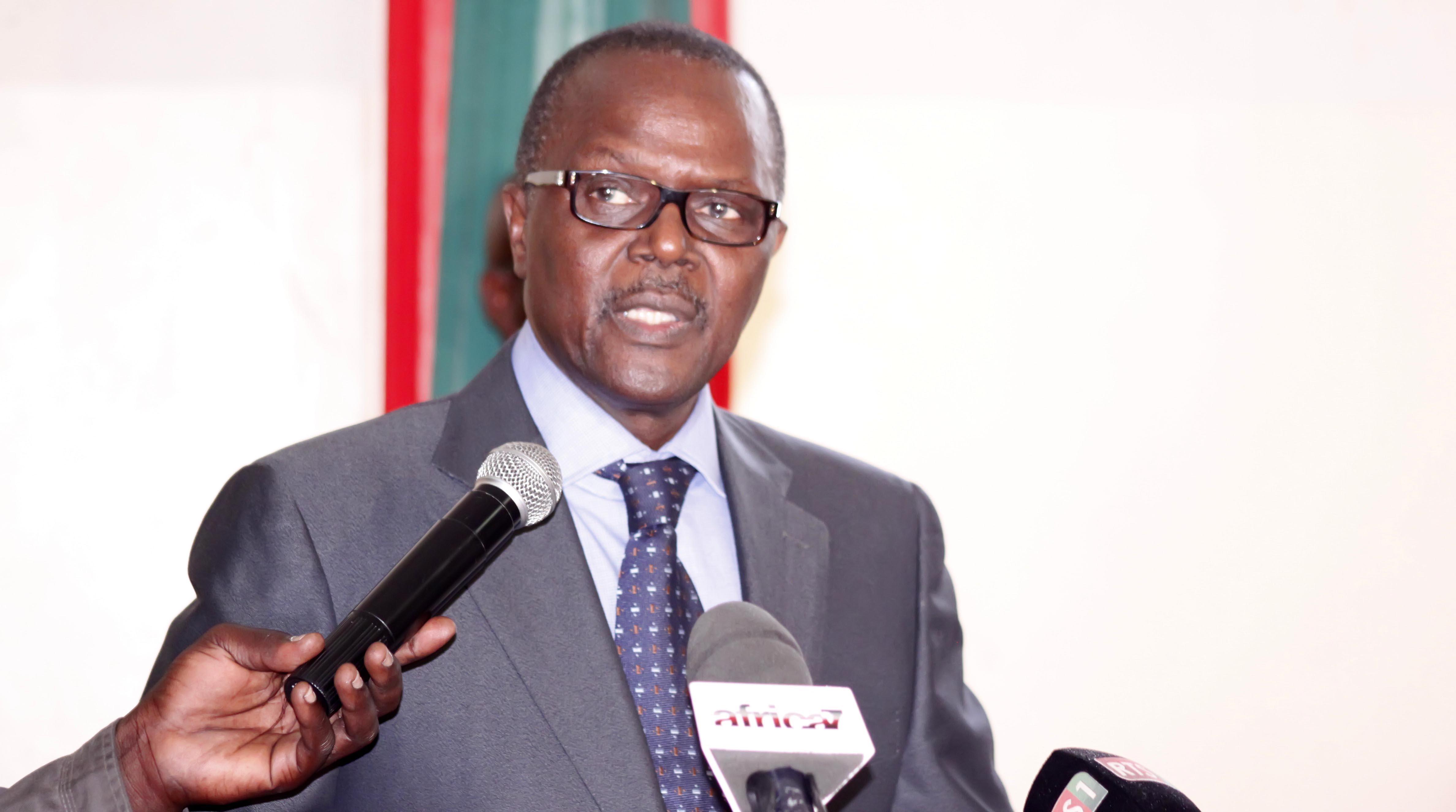 Le discours  du Président Ousmane Tanor Dieng