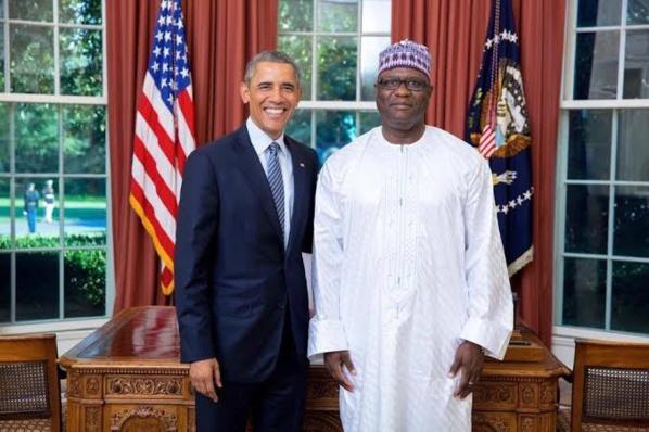 Sheikh Omar Faye, ambassadeur gambien aux USA : « Je demande respectueusement à Yahya Jammeh de rendre le pouvoir à Adama Barrow »