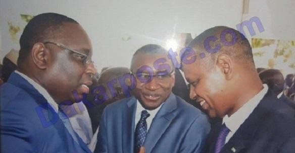 Le nouveau procureur général de la cour d'appel du tribunal de Thiès, Cheikh Tidiane Diallo, installé