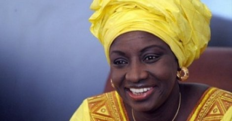 Mimi Touré : « Moi, présidente de l'Assemblée nationale ?! »