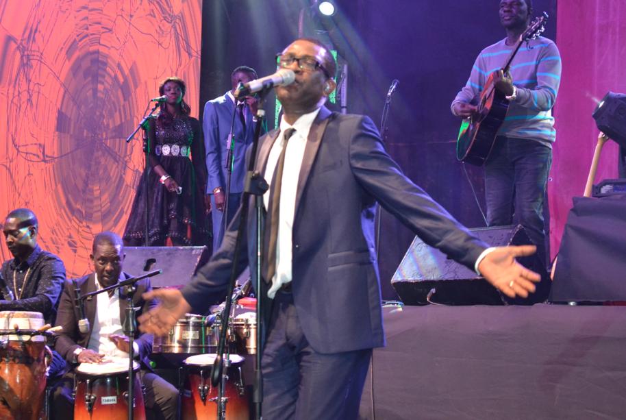 """Youssou Ndour: """"Le champ de l'art est vaste, chacun peut y semer et récolter (...) Allez suivre les prestations des autres (...)"""""""