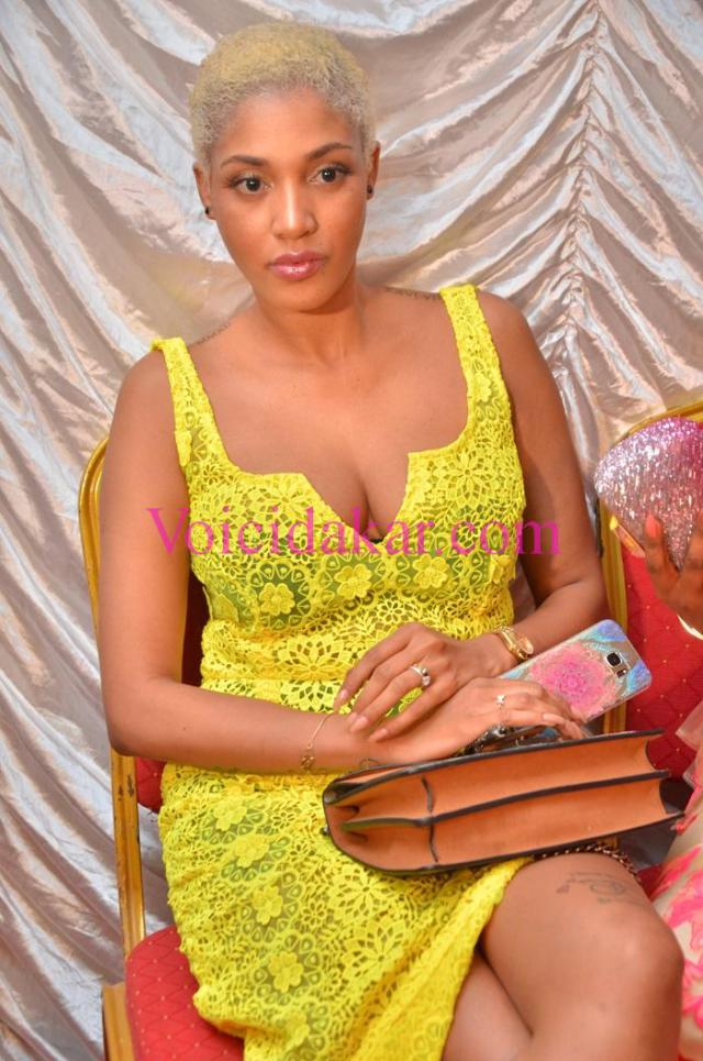 Adja Diallo is Back