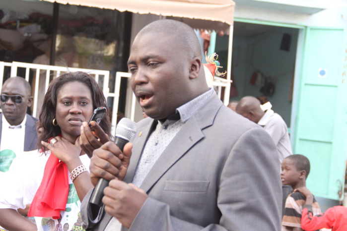 Rebeuss: Bamba Fall à la chambre 43, il a reçu hier son épouse et des membres de son cabinet
