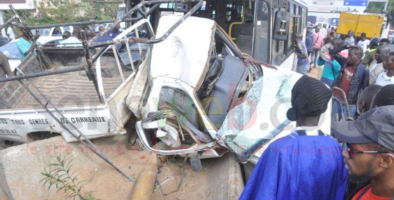 11 morts dans un accident à Kaffrine