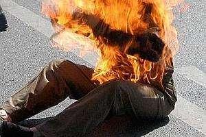 Un Sénégalais s'immole par le feu en Gambie